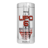 Жиросжигатель Lipo 6 Unlimited 150 грамм