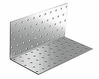 (46424) Крепежный уголок равносторонний 2,0 мм, KUR 80x80x40 мм// СИБРТЕХ//Россия