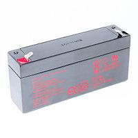 Аккумулятор GP 632 6В 3,2Ач, 134х34х59