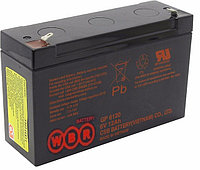 Аккумулятор GP 6120 6В 12Ач, 15х150х94