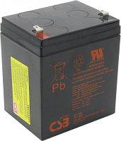 Аккумулятор GP 1250 12В 5Ач, 90х70х102