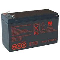 Аккумулятор GP 1272 F2 12В 7,2Ач, 151х65х94
