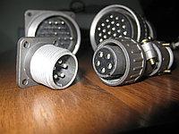 CШР-55 Разъем специальный  штепсельный 5контактов
