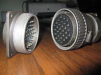 CШР-55 Разъем специальный  штепсельный 30контактов