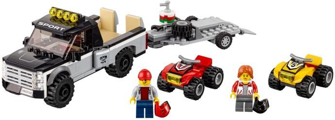 LEGO Город 60148 Гоночная команда