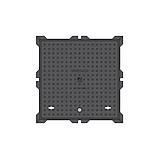 Люк канализационный - чугунный тип Т Whatsup 87075705151, фото 5