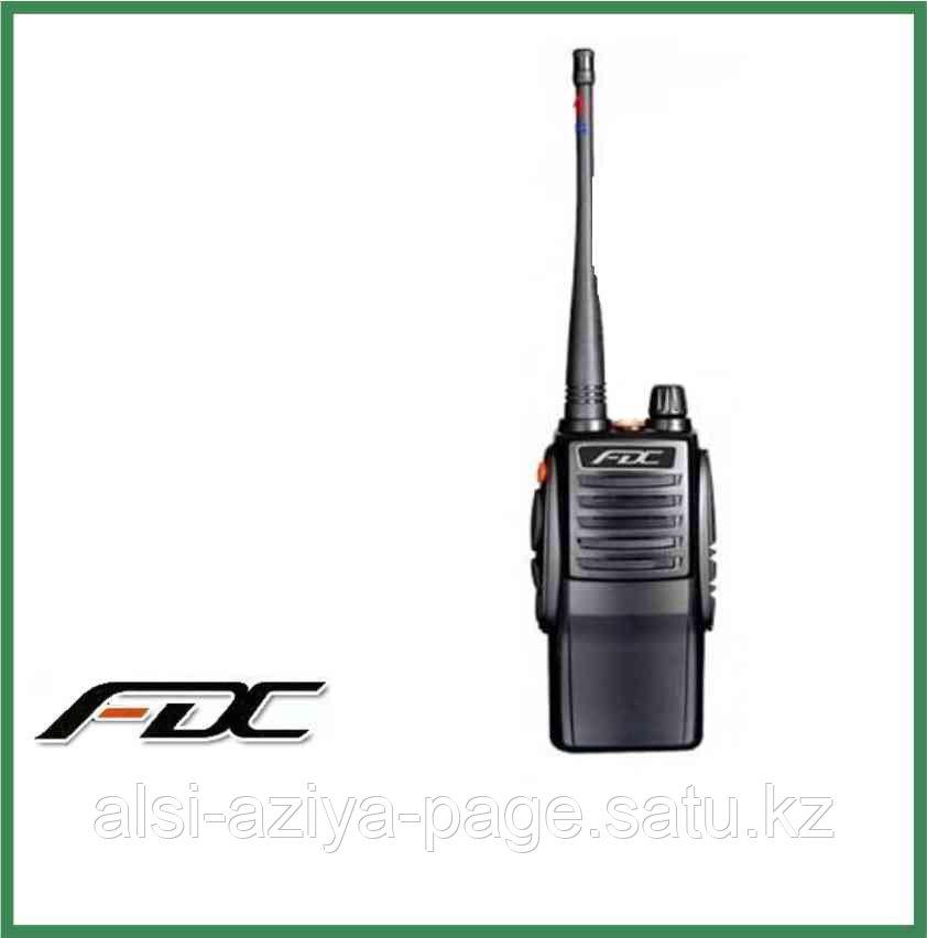 Рации FDC FD-850 носимые 400-470 мГц.
