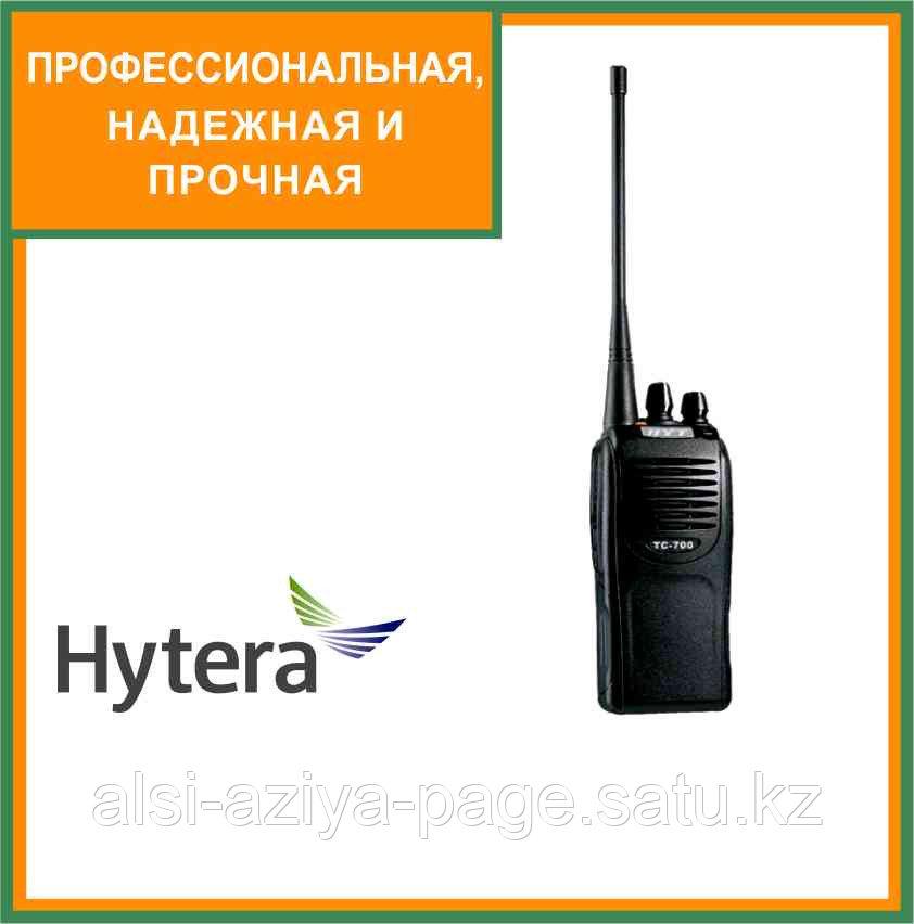 Рации HYT ТС-700 портативные 136-174 мГц.