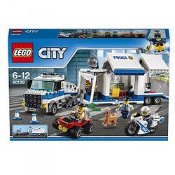 Lego Город 60139 Мобильный командный центр