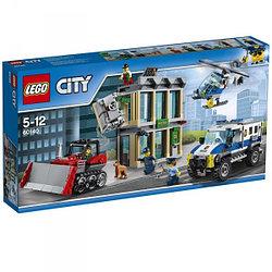 LEGO Город 60140 Ограбление на бульдозере
