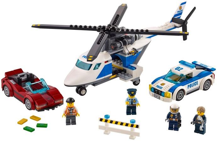LEGO Город 60138 Стремительная погоня