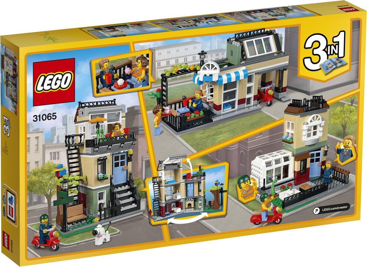 LEGO Криэйтор 31065 Домик в пригороде