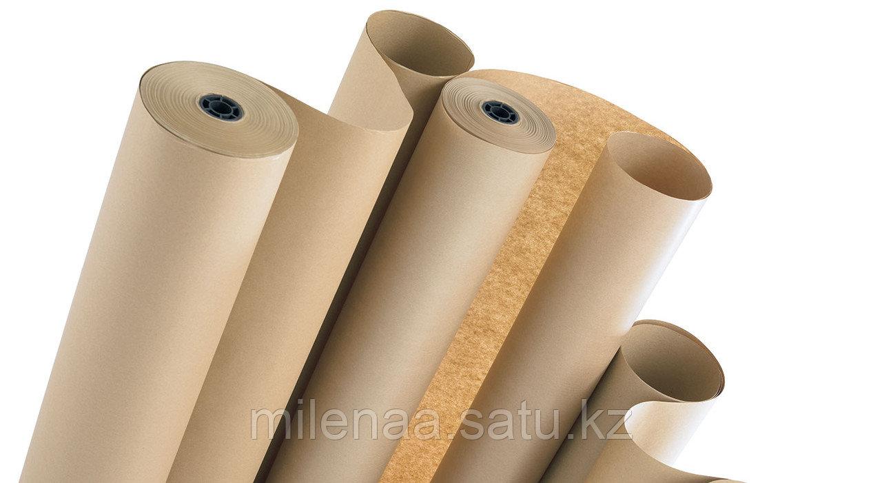 Упаковочная Крафт бумага 50 листов пачка