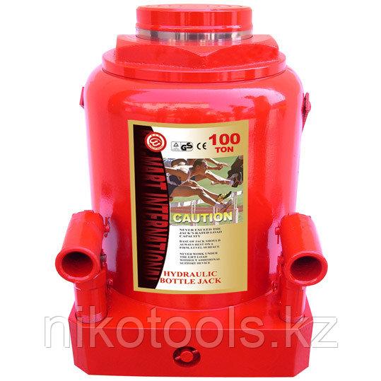 Домкрат гидравлический TOR г/п 100,0 т
