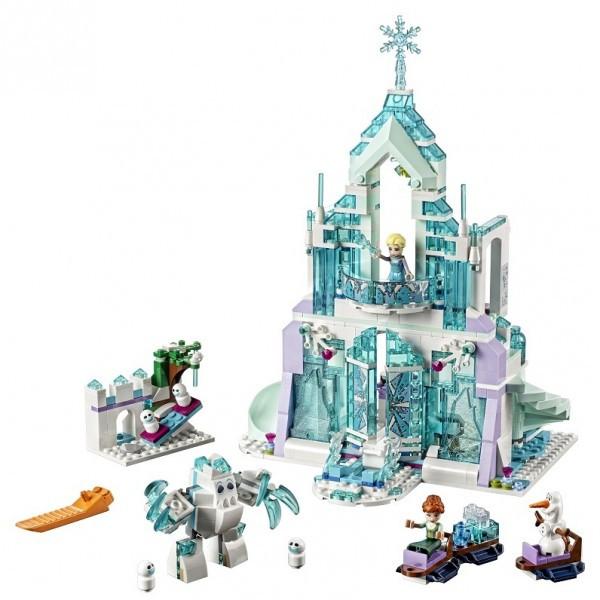 LEGO Принцессы Дисней 41148 Волшебный ледяной замок Эльзы