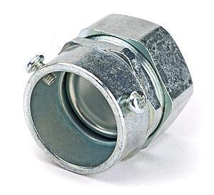 Муфты соединительные винтовые «труба — металлорукав» ™Fortisflex