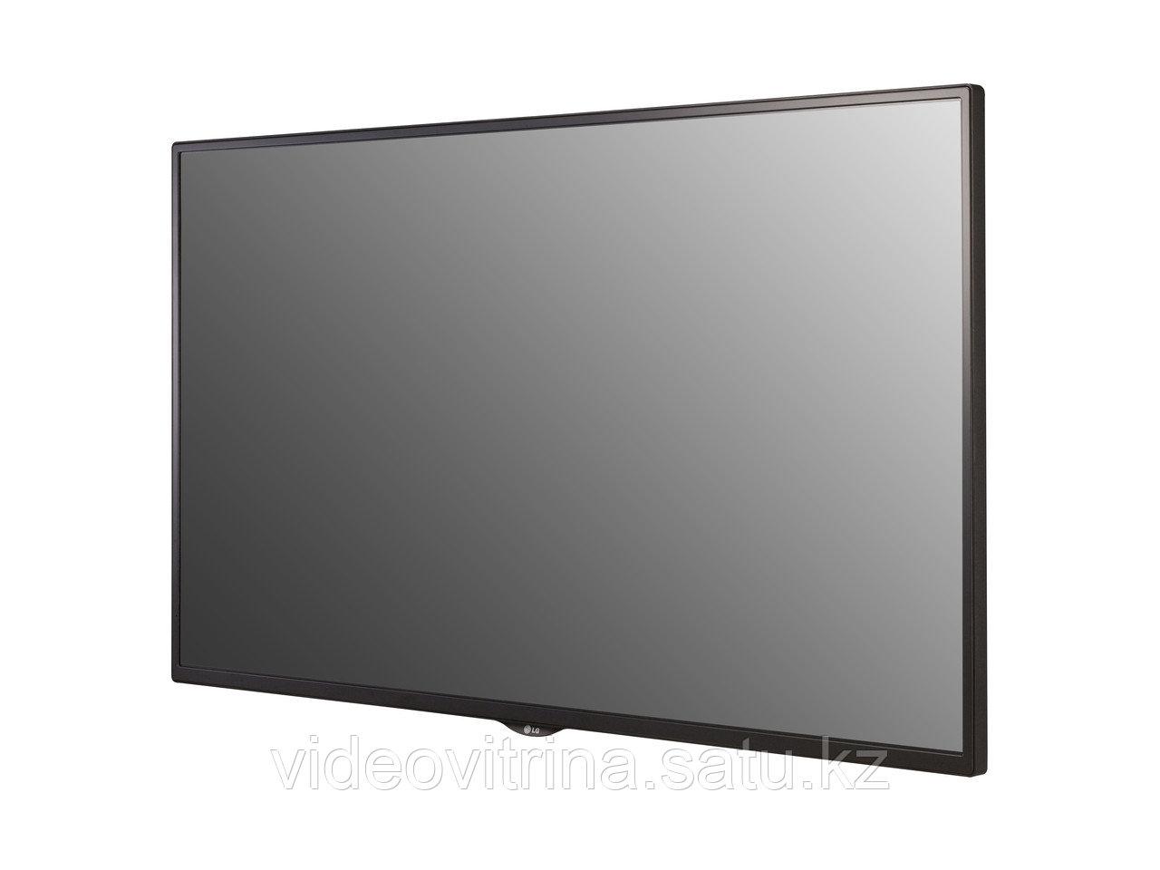 LG 43SE3B, отдельностоящий рекламный, Яркость: 350 кд/м2, 18/7, Wi-Fi ready - фото 3