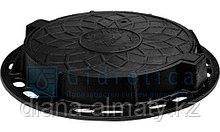 Люк канализационный - чугунный тип Т Whatsup 87075705151