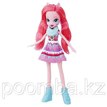 "Кукла Equestria Girls""Легенды вечнозеленого леса""Pinkie Pie"
