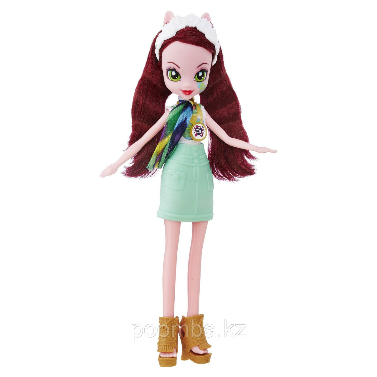 "Кукла Equestria Girls""Легенды вечнозеленого леса""Gloriosa Daisy"