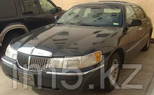 Капот LINCOLN TOWN CAR 98-02