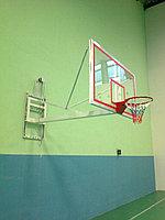Баскетбольный щит с регулировкой высоты