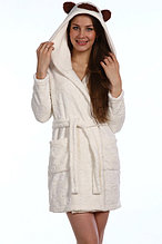 Теплые халаты из вельсофта