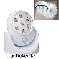 Лампа-светильник Light Angel с датчиком движения и датчиком света