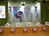 Украшение выпускного в школе Алматы, фото 4