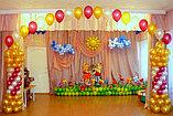 Выпускной утренник в детском саду, оформление, фото 3