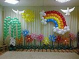 Выпускной утренник в детском саду, оформление, фото 5