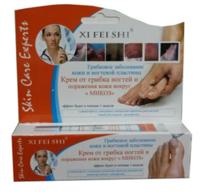 Крем от грибковых заболеваний кожи и ногтевой пластины от Xi Fei Shi