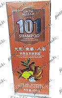 """Шампунь """"101"""" для роста и против выпадения волос, рис,имбирь и женьшень"""