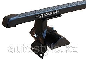 Багажник ВАЗ-1119 Kalina I 2008-2013 хэтчбек,  (в отверстие под уплотнителем в дверном проеме)
