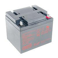 Аккумулятор GPL 12400 12В 40Ач, 198х166х171