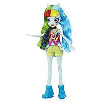 "Кукла Equestria Girls""Легенды вечнозеленого леса""Rainbow Dash"