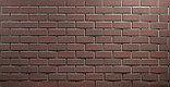 Фасадная плитка HAUBERK Терракотовый кирпич, фото 4