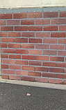 Фасадная плитка HAUBERK Терракотовый кирпич, фото 8