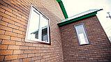 Фасадная плитка HAUBERK Терракотовый кирпич, фото 3