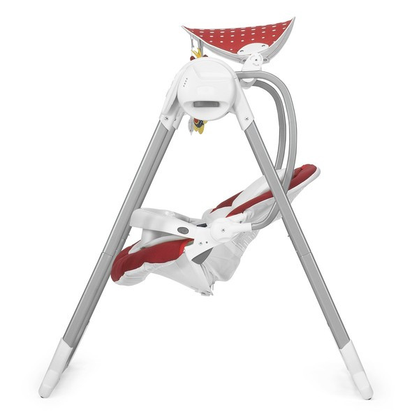Chicco: Кресло-качалка Polly Swing Up Paprika