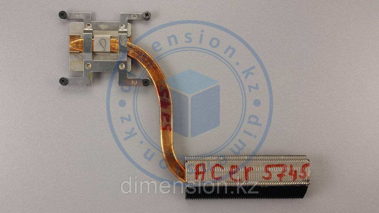 Радиатор, термотрубка ACER Aspire 5745 5745G