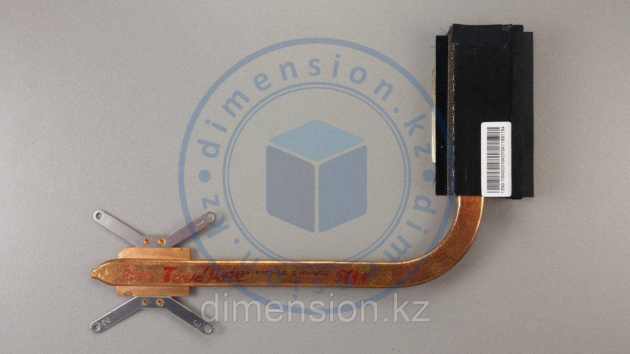 Радиатор, термотрубка ACER Travelmate 5744 5744G