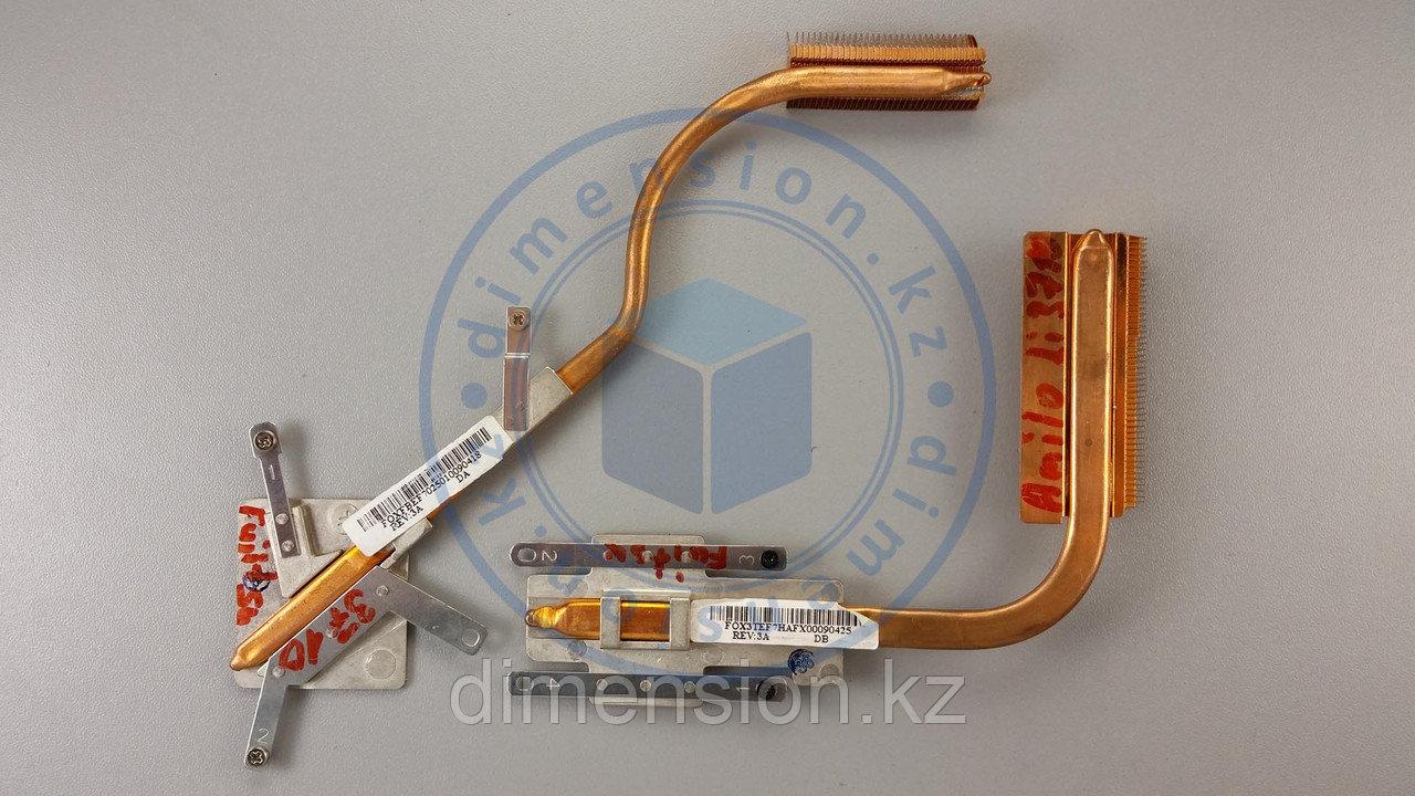 Радиатор, термотрубка Fujitsu Amilo Li 3710