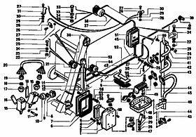 МСУ 10.000 Электрооборрудование