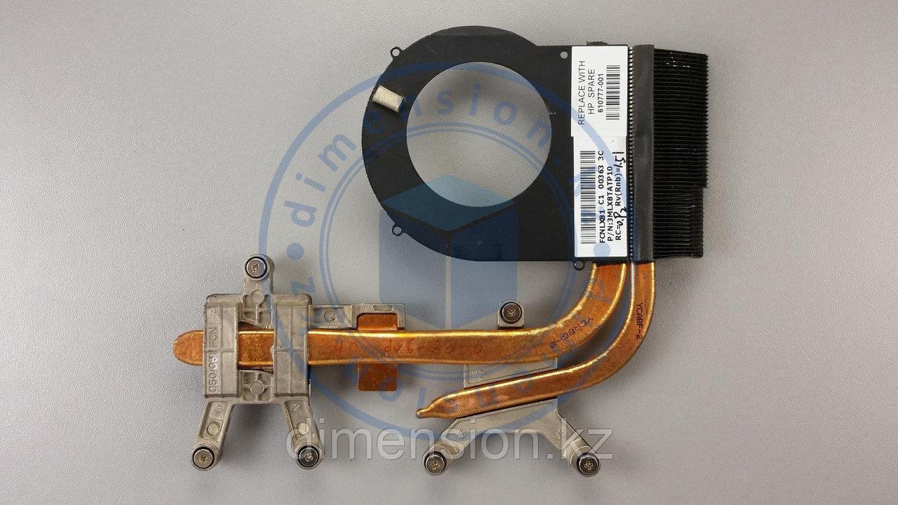 Радиатор, термотрубка HP Pavilion dv6-3000 series