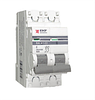 Автоматический выключатель ВА 47-63, 2P 63А (C) 4,5kA EKF PROxima