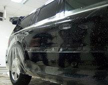 Оклейка кузова автомобиля пленкой