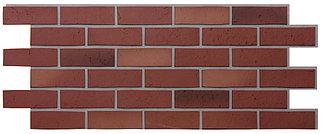 Фасадная панель Деке (Docke) BERG вишневый
