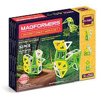 Magformers My First Forest World Set Мой первый Магформерс - Лесной мир