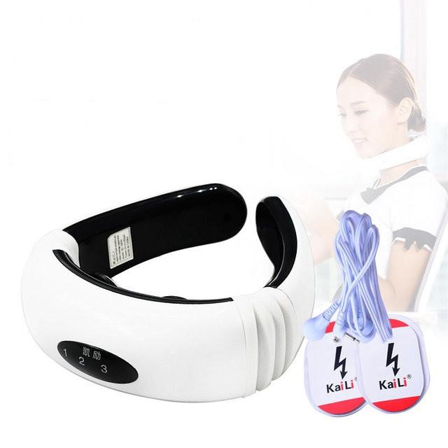 Массажер для шеи и плеч Neck Therapy Instrument